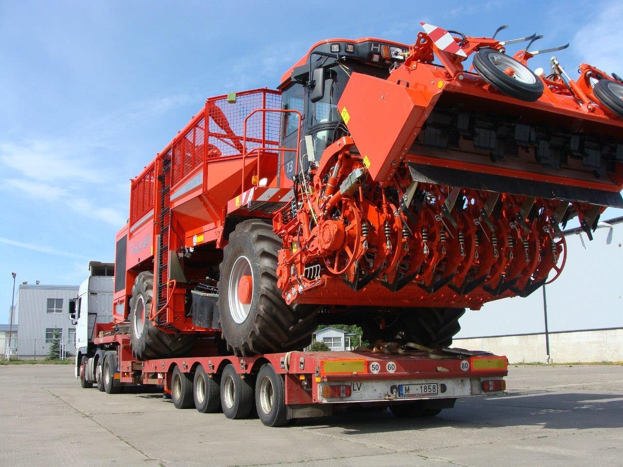Доставка негабаритных грузов из Китая