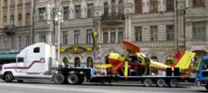 Негабаритные перевозки по России